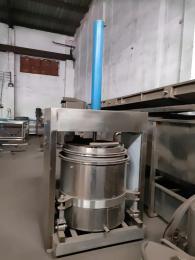 YZ-30果蔬压榨机 大姜粉碎压榨机