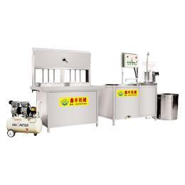 鑫丰全自动小型豆腐机结构合理机器寿命长