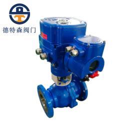 电动铸钢球阀Q941F-16C/Q941F-25C