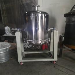 高温耐腐蚀钛滤芯过滤器