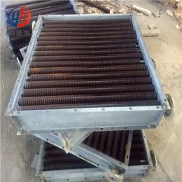 SRZ15*6D翅片管式換熱器工作原理