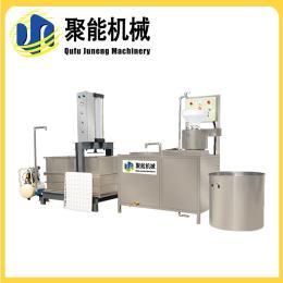 全自动豆腐干压榨机 大型豆腐干压榨成型机