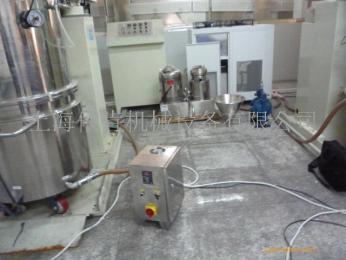 锂电池浆料超剪切分散机及生产工艺
