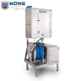 沃安多功能高壓泡沫清洗機 食品廠泡沫清洗設備 中央廚房用