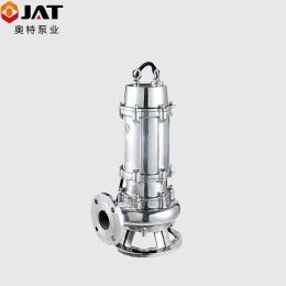 WQP型不锈钢潜水排污泵 污水处理