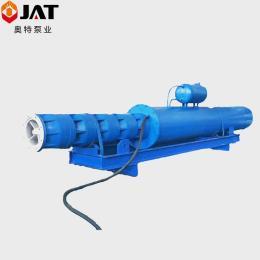 QJW系列大流量提升水卧式潜水泵