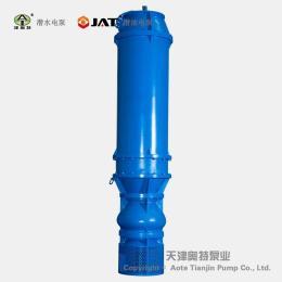 QJX型下吸式潜水泵 能抽取池底水