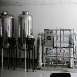 麗水市工業純水設備|反滲透純水機|達旺純凈水設備廠家