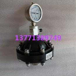 LGMZ-0.35膜片式脉冲阻尼器DN15塑料UPVC