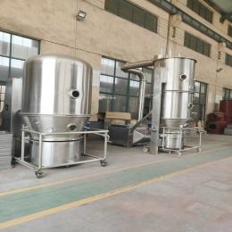 酒石酸钾沸腾制粒机 纤维素酶制粒干燥设备