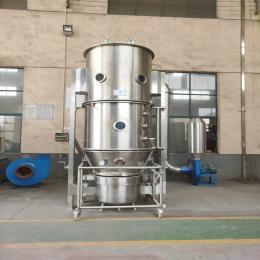 供应 姜汁沸腾制粒机 藕粉沸腾制粒干燥机
