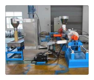 PP造?;ü娓瘢?,PP加玻纤造粒设备(规格)