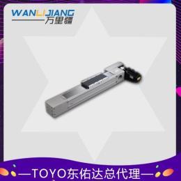 深圳欧规皮带滑台TOYO MK110 直线模组做的好的厂家