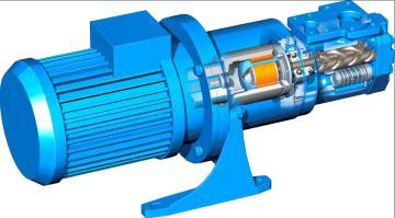 出售军舰燃油螺杆泵ACP 038K3 NTBP