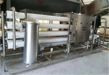 大型食品加工用纯净水设备液体提纯净化水处理设备
