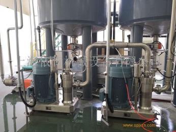 油凍膠壓裂液高速膠體磨