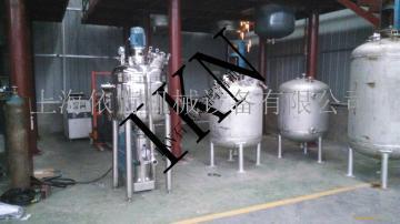 機械剝離水性石墨烯漿料研磨分散機