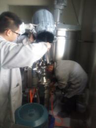 新工艺新方法 纳米石墨烯复合材料研磨分散机