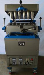 专业生产2020商用多功能全自动冰淇淋蛋筒机批发
