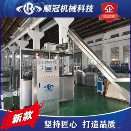 直銷全自動桶裝水灌裝機 大桶液體灌裝機桶裝飲用水生產線