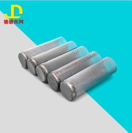 厂家定制 不锈钢编织网滤筒 304过滤滤芯 滤筒 滤管产品的加工