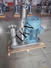 高速剪切均质泵 三级均质泵 高剪切均质泵