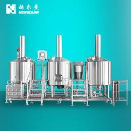 精酿酒厂啤酒设备 自酿设备 家酿设备