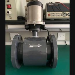 江苏LZD350/150G矿用隔爆本安流量计 法兰本安电磁流量计定制