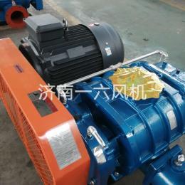 高压三叶罗茨鼓风机电镀厂专用三叶罗茨风机污水处理性能