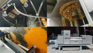 餐厨垃圾压榨机|餐厨垃圾脱水机  热点推荐