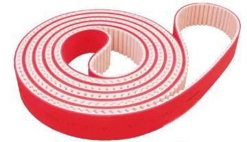 玻璃磨边机环形无缝(无接口)同步带