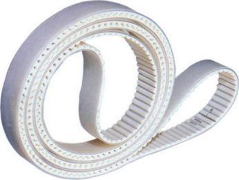 同步带加耐磨橡胶,包装机拉膜吸风带