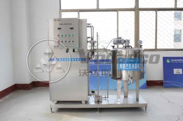 牛奶生产线杀菌机设备 酸奶生产设备厂家 奶吧酸奶杀菌机