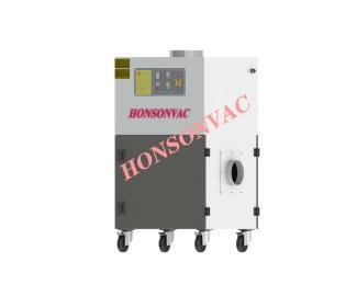石材加工除塵設備honsonvac負壓除塵器