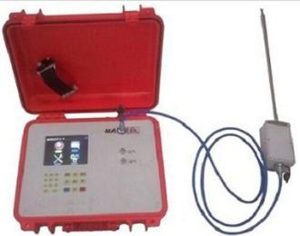 ZKC5型瓦斯抽放参数测定仪