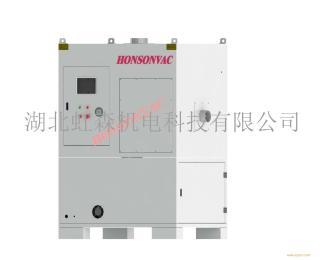 工业移动式清扫除尘器HS真空吸尘机设计