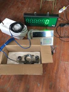 天津本地厂家提供粮食厂地磅维修服务、地磅校准服务