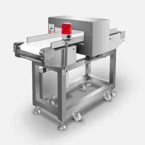 休闲膨化食品金属检测机