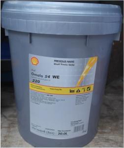 Shell Omala S3 GP220壳牌重负荷抗极压齿轮油