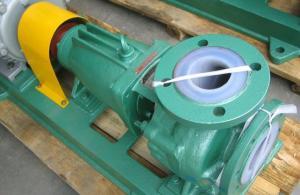 IHF型氟塑料離心泵,IHF型氟塑料化工泵,三利給您好產品