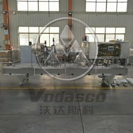 盒装血豆腐生产线设备 灌装机生产厂家 全自动血豆腐灌装机