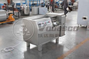 全自動凍肉切丁機 凍肉切丁機生產廠家 肉制品生產加工設備