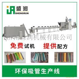 环保大米吸管挤出设备生产厂家