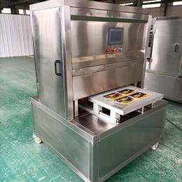 扬州炒饭盒式气调包装机