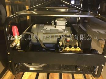 山东济南工业高压水枪清洗水泥搅拌车设备
