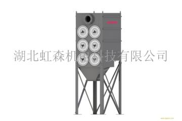 单晶硅厂房集中清扫除尘系统HS真空清洁系统