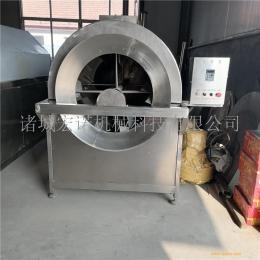 芝麻电炒锅 电磁加热滚筒炒货机 油料芝麻翻炒机