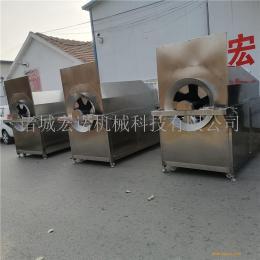 炒货机 油坊炒料机 电磁滚筒炒锅 水洗芝麻炒料设备