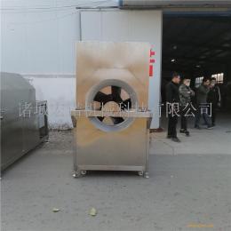 全自动芝麻炒料机 电磁加热炒货机 芝麻炒料机器