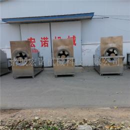 狗粮炒货机 电磁滚筒炒锅 动物食品加工炒制设备 饲料烘炒锅